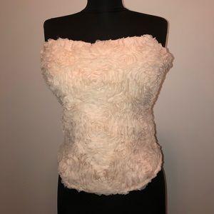 Rosette corset top Rue 21 size Medium